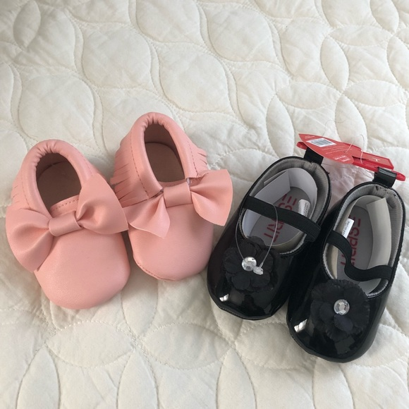 f2a20580c Esprit Baby Girl Shoes 9-12 Months
